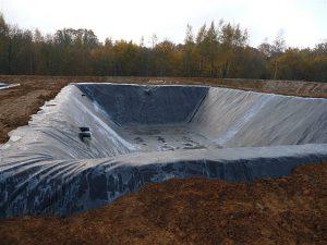 Lagunage Curage travaux d'étang creation etang